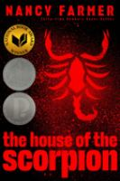 Cover art for The House of the Scorpion