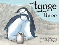 Cover art for And Tango Makes Three