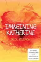 Cover of Imaging Katherine