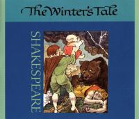 A Winter's Tale by William Shakespeare book cover