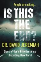Cover art for Is This the End?