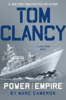 Cover art for Tom Clancy Power and Empire