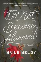 Cover art for Do Not Become Alarmed