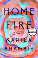 Cover art for Home Fire
