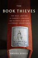 Cover art for The Book Thieves