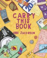 Cover art for Carry This Book