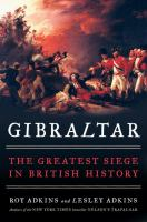Cover art for Gibraltar