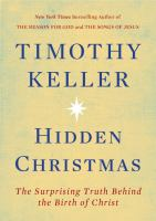 Cover art for Hidden Christmas