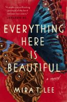 Cover Art for Everything Here is Beautiful