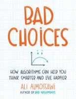 Cover art for Bad Choices