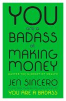 Cover art for You are a Badass at Making Money