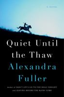Cover art for Quiet Until the Thaw