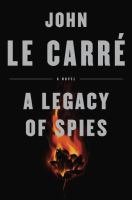 Cover art for A Legacy of Spies