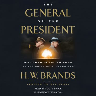 cover of The General vs. The President