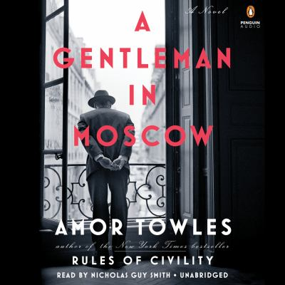 cover of A Gentleman in Moscow