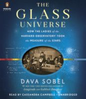 Cover art for The Glass Universe