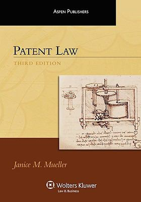 Patent Law Cover