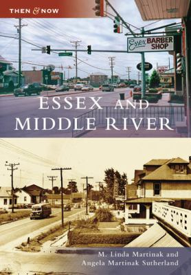 Book cover for Essex and Middle River