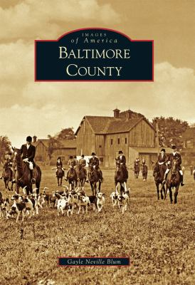 Book cover for Baltimore County