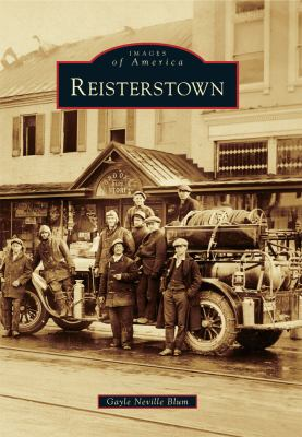 Book cover for Reisterstown