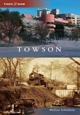 Book Cover for Towson