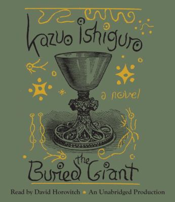 cover of Buried Giant