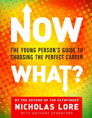cover of The Young Person's Guide to Choosing the Perfect Career