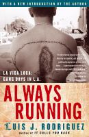 Cover art for Always Running