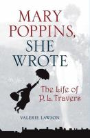 Cover art for Mary Poppins, She Wrote