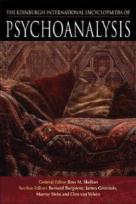 Book jacket for The Edinburgh International Encyclopaedia of Psychoanalysis