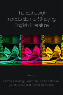 The Edinburgh Introduction to Studying English Literature book cover