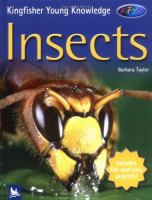 Insects / Barbara Taylor.