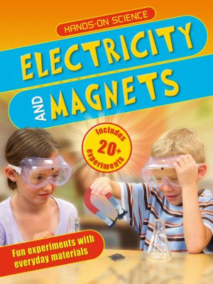 Cover image for Electricity and magnets