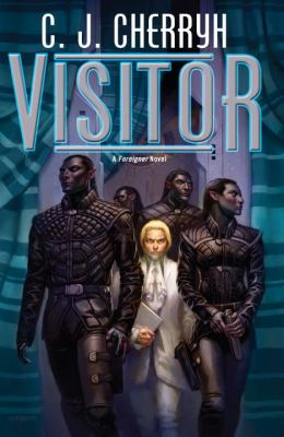 cover of Visitor
