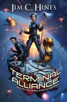 Cover art for Terminal Alliance