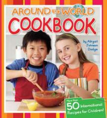 Details about Around the World Cookbook