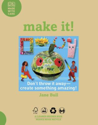 Cover image of Make it! by Jane Bull