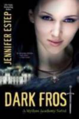 Cover image for Dark frost