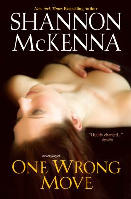 Cover image for One wrong move