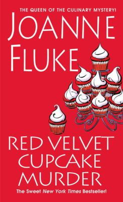 Cover image for Red velvet cupcake mystery