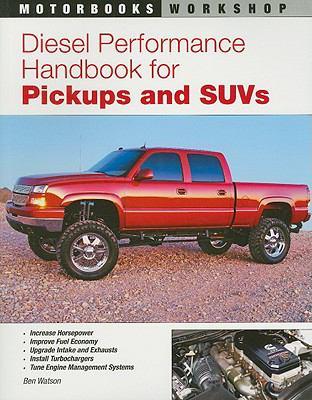 Diesel Performance Handbook cover art