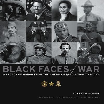 Cover image for Black faces of war 