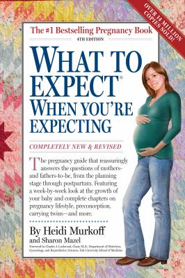 cover photo: What to Expect When You're Expecting
