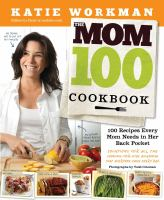 Cover of the Mom 100 Cookbook