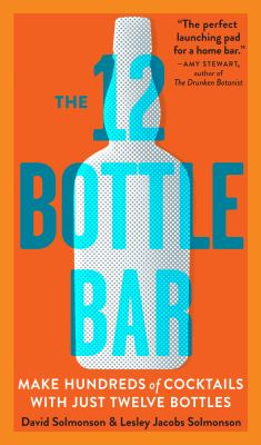 cover of The 12 Bottle Bar