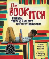Cover art for The Book Itch