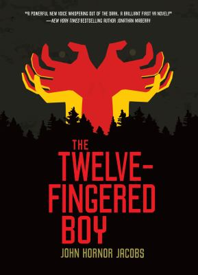 Cover image for The twelve-fingered boy
