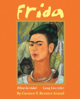Cover image for Frida : viva la vida = long live life