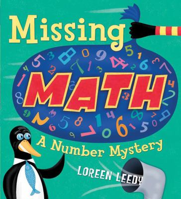 cover photo: Missing Math: A Number Mystery