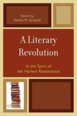 Cover art for A Literary Revolution